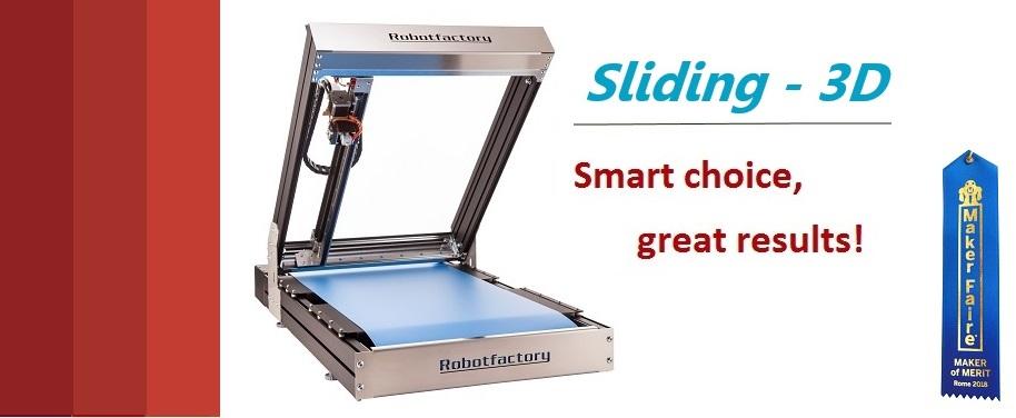 SLIDING-3D