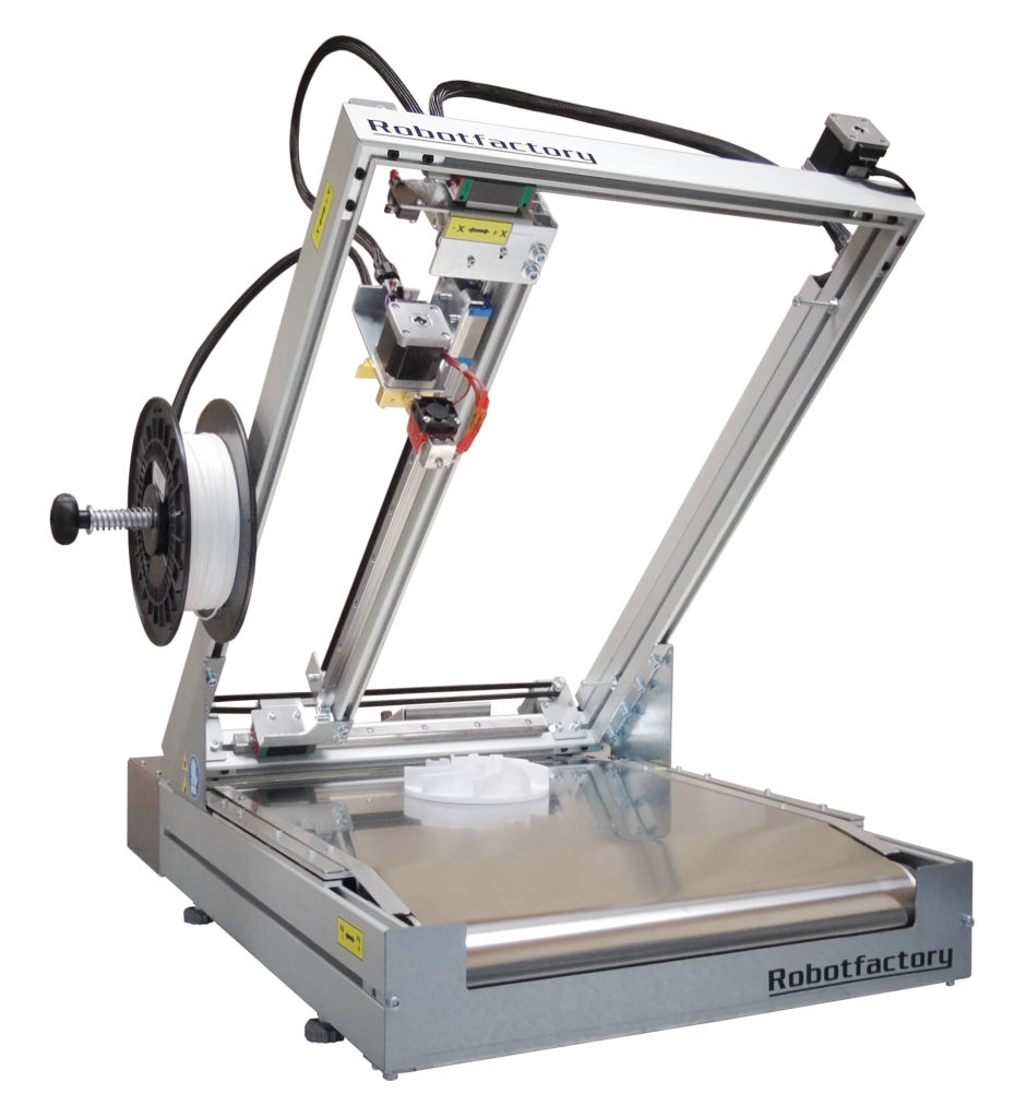 All Metal Kit 3D Printer