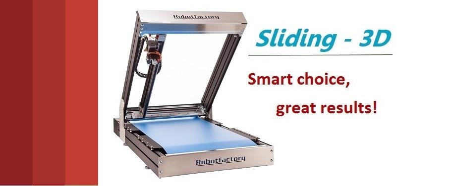 SLIDING 3D
