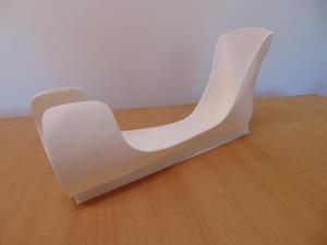 3D orthopedic aid