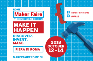 MakeFaireRome 2018
